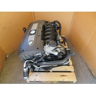 09 BMW Z4 E89 #1113 Engine Assembly, 3.0L N54 Twin Turbo 35i