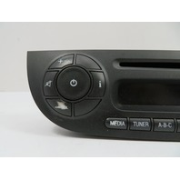 12 Fiat 500 #1116 Radio, AM FM Tuner CD Player, Sirus 1RZ27JXWAG