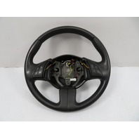 12 Fiat 500 #1116 Steering Wheel, Perforated Leather W/ Switches