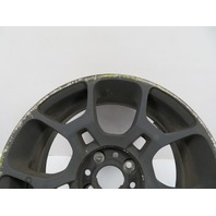 12 Fiat 500 #1116 Wheel, 16 x 6.5 OEM Black 1UF17TRMAA