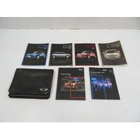 07 Mini Cooper S R56 #1117 Owners Manual Set W/ Pouch