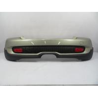 07 Mini Cooper S R56 #1117 Bumper Cover, Rear, Sparkling Silver 7147886