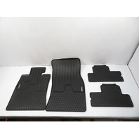 07 Mini Cooper S R56 #1117 Floor Mat Set, All Weather Rubber OEM