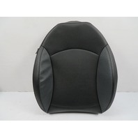 07 Mini Cooper S R56 #1118 Seat Cushion, Sport Backrest, Front Right Black (K8E1)
