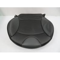 07 Mini Cooper S R56 #1118 Seat Cushion, Sport Bottom, Front Left Black (K8E1)