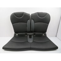 07 Mini Cooper S R56 #1118 Seat Cushion Set, Rear, Black (K8E1)