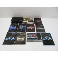 07 Mini Cooper S R56 #1118 Owners Manual Set W/ Pouch