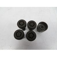 07 Mini Cooper S R56 #1118 Lug Bolt Set, Wheel Lock OEM