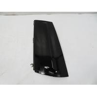 07 Mini Cooper S R56 #1118 Trim, Exterior C-Pillar Cover, Left 51137146101