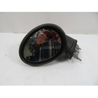 07 Mini Cooper S R56 #1118 Mirror, Exterior, Power Left