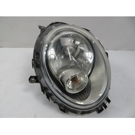 07 Mini Cooper S R56 #1118 Headlight, Halogen, Right