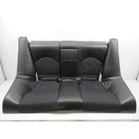 "03 BMW M3 E46 #1119 Seat Set, Rear, Black Cloth ""IMPULS"""