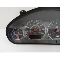 BMW Z3 M E36 #1120 Speedometer Instrument Cluster 62112496304