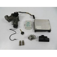 BMW Z3 M E36 #1120 Lock Set, S52 DME ECU Immobilizer Ignition