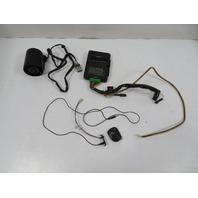 BMW Z3 M E36 #1120 Factory Alarm Set, Module, Siren, Remote, LED & Sensor