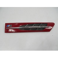 BMW Z3 M E36 #1120 Grill, Exterior Hood Gill, Right 51132492960