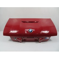 BMW Z3 M E36 #1120 Trunk Lid IMOLA RED