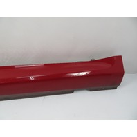 BMW Z3 M E36 #1120 Trim, Rocker Panel Side Skirt, Left IMOLA RED