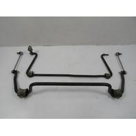 BMW Z3 M E36 #1120 Sway, Front & Rear Stabilizer Bar Set W/ Links