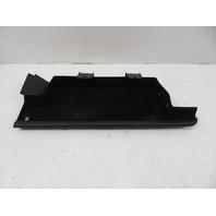 88 Porsche 928 S4 #1122 Trim, Under Dashboard Storage Shelf, Right 92855207702