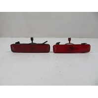87 Porsche 928 S4 #1123 Light Lamp Pair, Side Marker, Rear 92863142502, 92863142602
