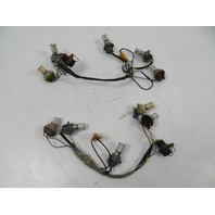 87 Porsche 928 S4 #1123 Wire Harness, Taillight Wiring Bulb Socket LED