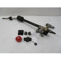 87 Porsche 928 S4 #1123 Lock Set, Ignition Door Trunk Glovebox Gas Cap