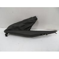 02 BMW Z3 M Roadster E36 #1124 Trim, Parking E-Brake Handle Boot, Black Leather