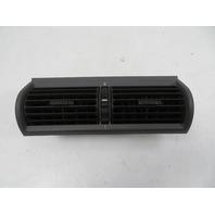 02 BMW Z3 M Roadster E36 #1124 Vent, A/C Heat Center Dashboard Grey 64228397713