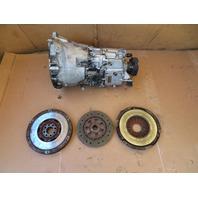02 BMW Z3 M Roadster E36 #1124 Transmission, Manual Gear Box 5 Speed ZF