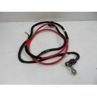 BMW Z3 M Roadster E36 #1124 Battery Cable, Positive Crash Airbag S54 7893584