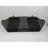 01 Lexus IS300 #1125 Seat, Bottom, Rear Cloth OEM