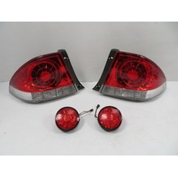 01 Lexus IS300 #1125 Taillight Set, Aftermarket LED by Sonar, Red/Clear