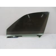 01 Lexus IS300 #1125 Glass, Door Window, Front Left Driver