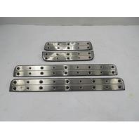01 Lexus IS300 #1125 Trim Set, Door Sill Scuff Plate, Front & Rear OEM 67910-53010