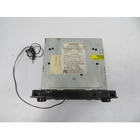 01 Lexus IS300 #1125 Radio, Cassette CD Player AM FM 86120-53060