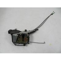 01 Lexus IS300 #1125 Lock Latch, Door, Front Right 69310-53052