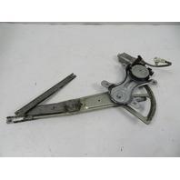 01 Lexus IS300 #1125 Window Motor & Regulator, Front Right 85720-53020