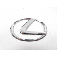 01 Lexus IS300 #1125 Emblem, Trunk Badge OEM 75431-53020