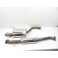 01 Lexus IS300 #1125 Tanabe Medalion Touring Cat Back Exhaust System Stainless