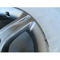 01 Lexus IS300 #1125 Wheel, 17x7 Silver OEM 42611-53450 (1)