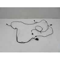 16 BMW M235i F22 #1126 Wire Harness, Front Bumper Parking Sensor PDC 9327112