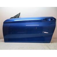 16 BMW M235i F22 #1126 Door Shell, Coupe, Left Estoril Blue
