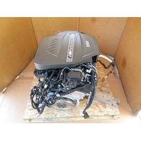 16 BMW M235i F22 #1126 Engine Assembly, Turbo I6 N55 B30A 21k