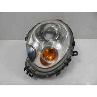08 Mini Cooper S R56 #1127 Headlight, Bi-Xenon, Left