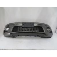 08 Mini Cooper S R56 #1127 Bumper Cover Complete, Front, Aero Dark Silver 7188602