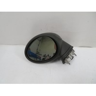 08 Mini Cooper S R56 #1127 Mirror, Exterior, Power Folding Left