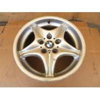 98 BMW Z3 M Roadster E36 #1130 Wheel, Road Star Front 17 x 9 Style 40 36112228050