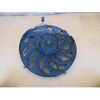98 BMW Z3 M Roadster E36 #1130 Cooling Fan & Shroud, Electric Auxiliary M52 S52