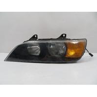 98 BMW Z3 M Roadster E36 #1130 Headlight, Halogen Amber, Left
